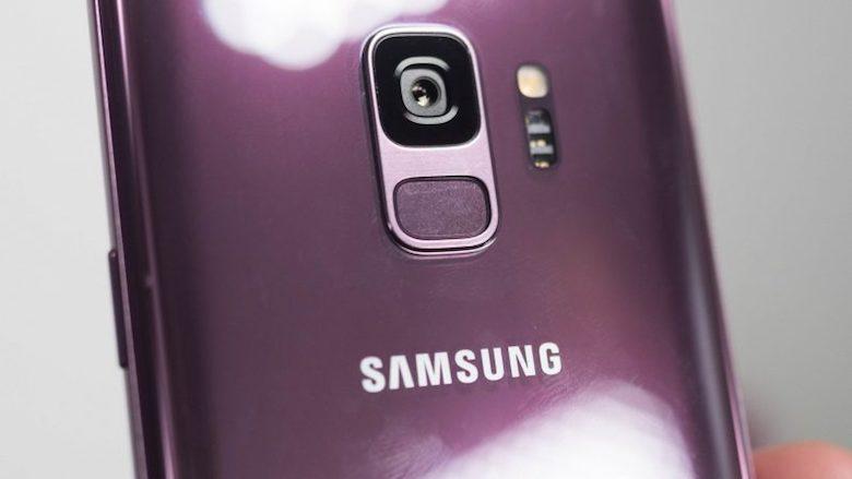 samsung galaxy s9 chỉ có một camera