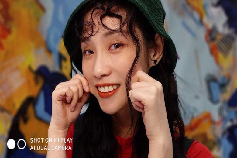 hình ảnh từ camera của xiaomi mi play