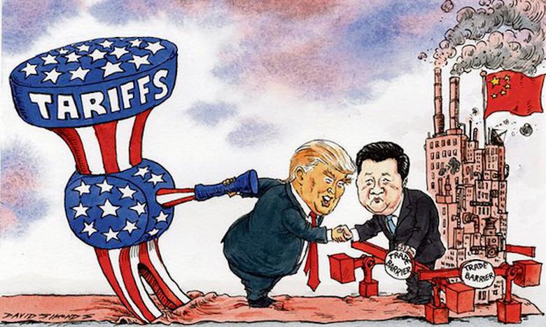 cuộc chiến tranh lạnh mỹ trung ảnh hưởng đến kinh tế rất nhiều