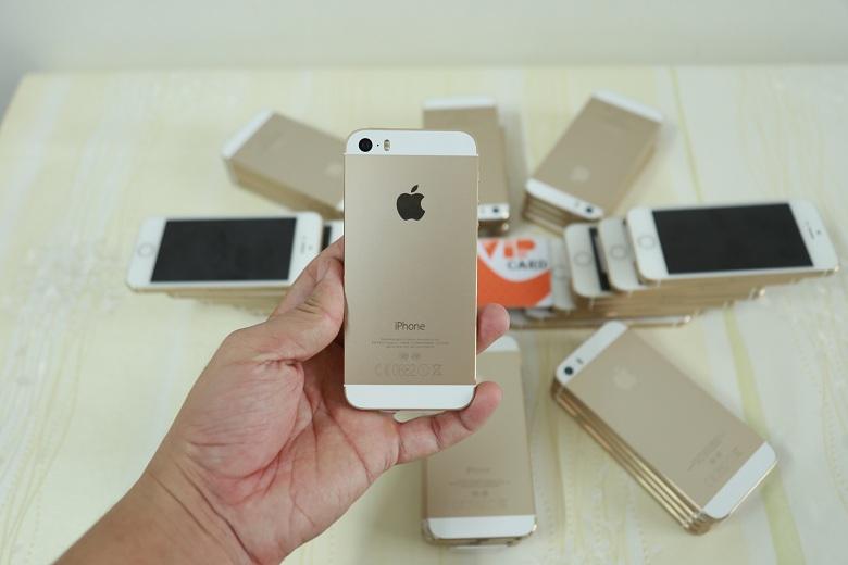 iphone 5s với thiết kế truyền thống