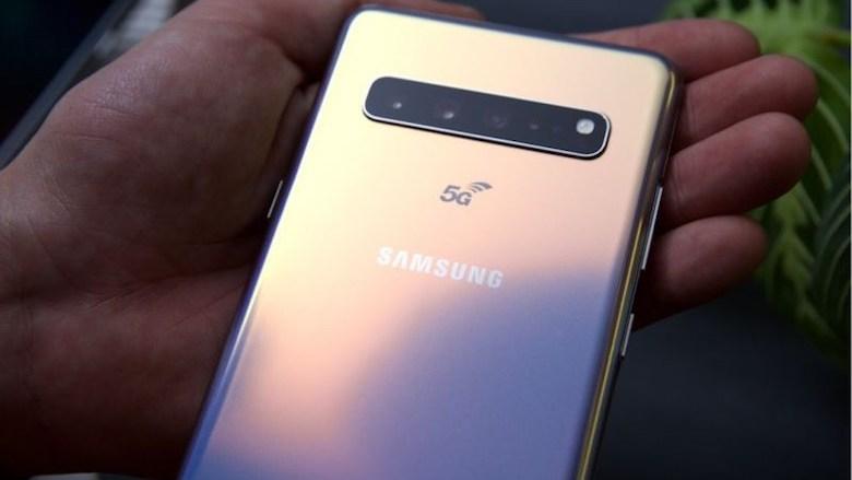 cụm camera xuất sắc của samsung galaxy s10