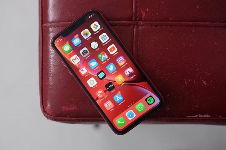 iphone xr dường như không được danh số tốt tại châu á