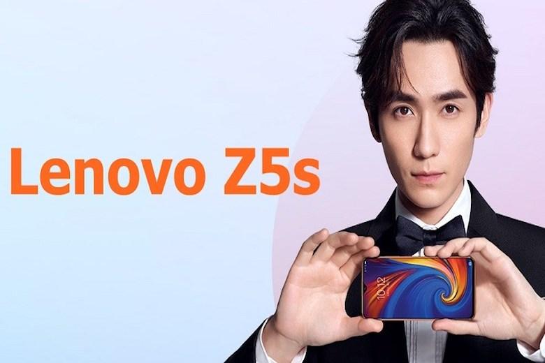 lenovo z5s được ra mắt