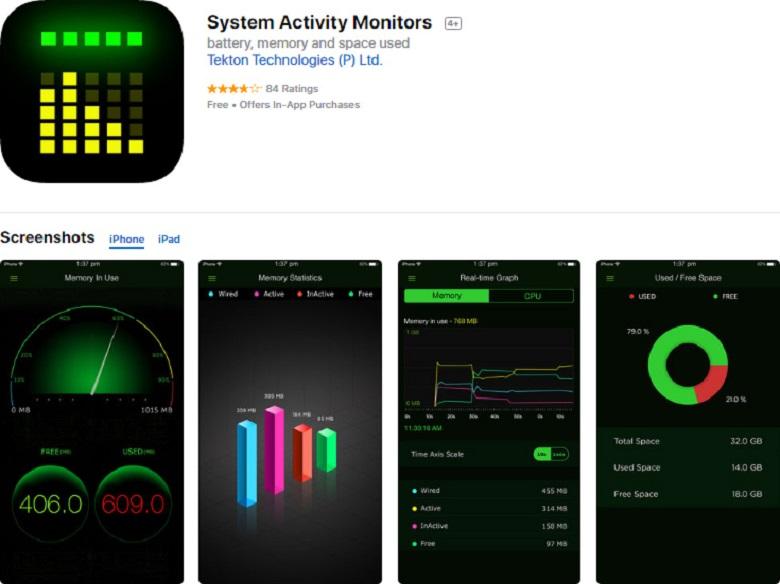 ứng dụng miễn phí trên iOS