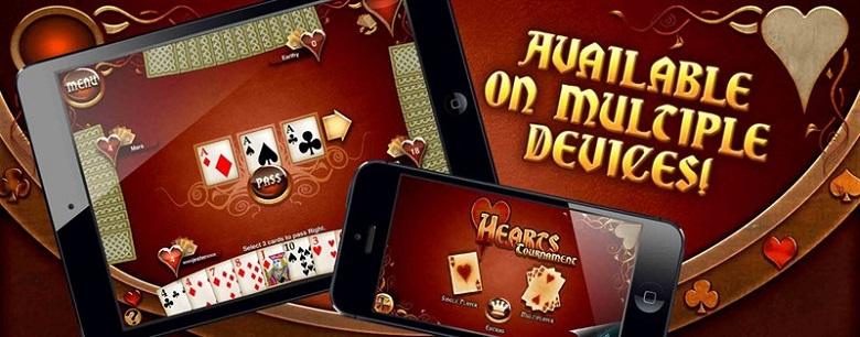 ứng dụng miễn phí hearts tournament