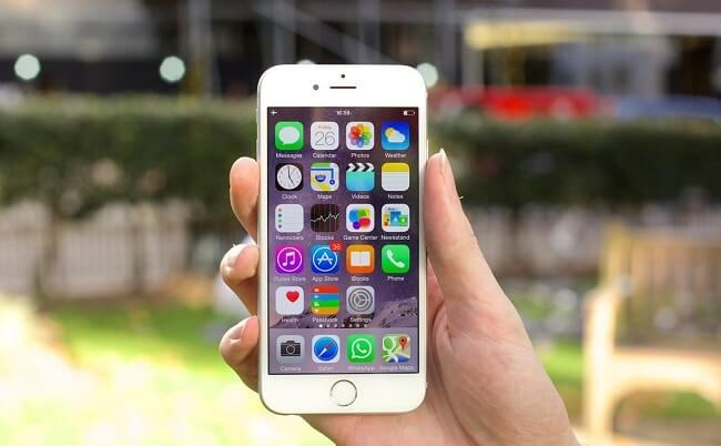 Đánh giá iPhone 6 lock xách tay