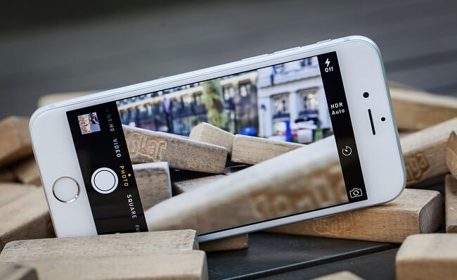 Đánh giá iPhone 6 lock xách tay 3