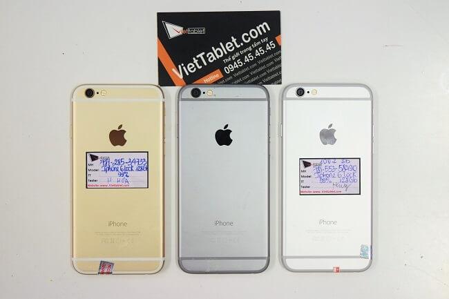 Đánh giá iPhone 6 lock xách tay 4