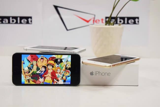 Đánh giá iPhone 6 lock xách tay 5