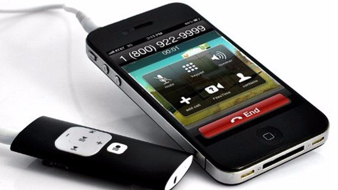 ghi âm cuộc gọi trên iPhone