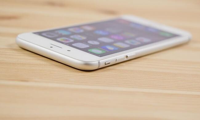 iPhone 6 lock không gửi được tin nhắn 3