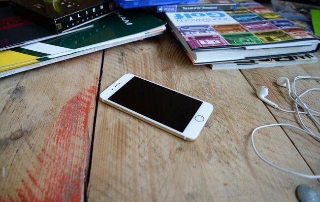 iPhone 6 lock không gửi được tin nhắn 4