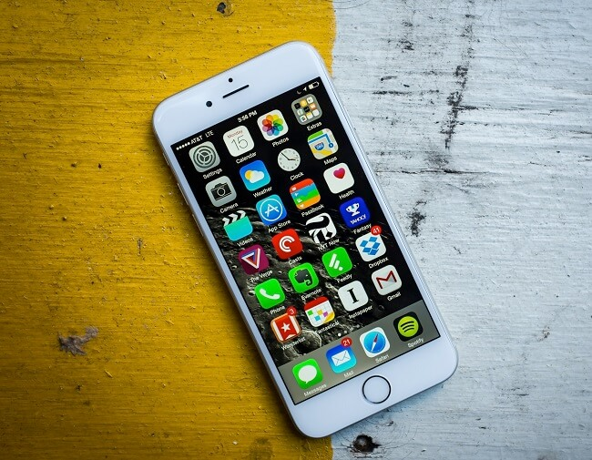 iPhone 6 lock không gửi được tin nhắn