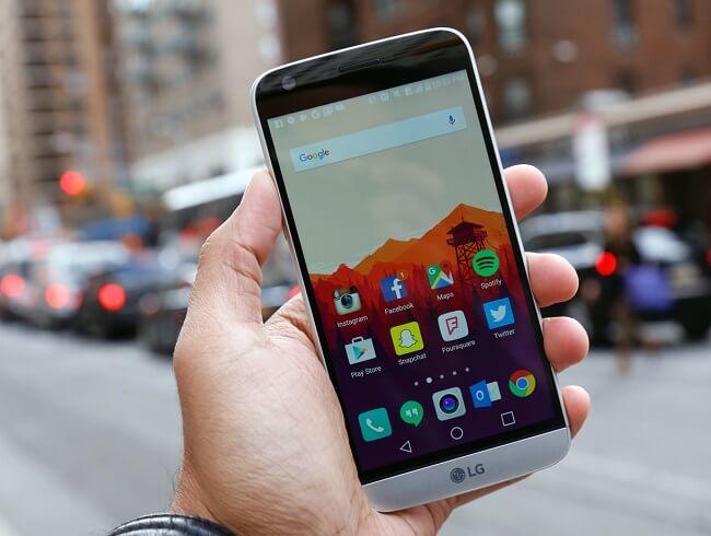 LG G5 bị đột tử 5