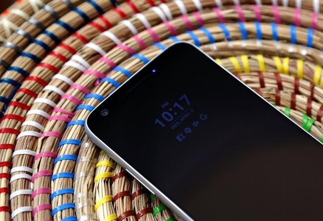 LG G5 bị đột tử 4