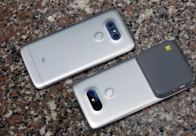 LG G5 bị đột tử 6