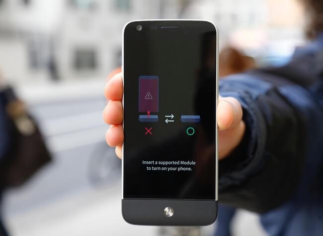 LG G5 bị đột tử 3