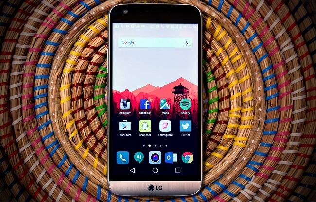 LG G5 bị đột tử