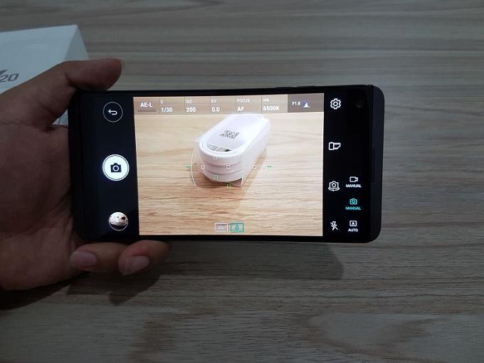 chất lượng ảnh LG V20