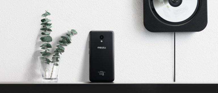 meizu m5c đen
