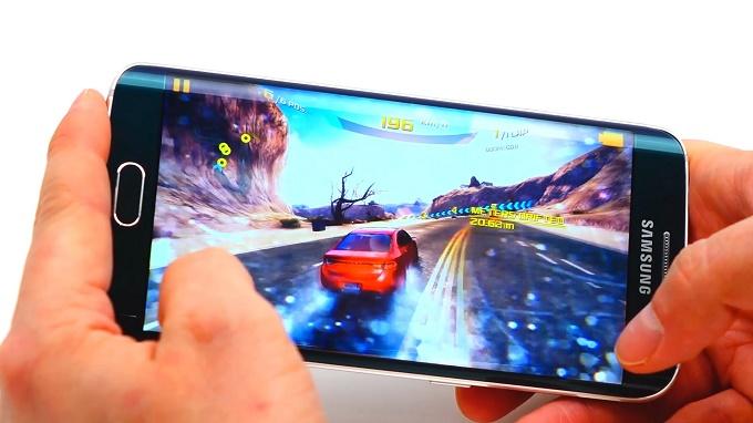 cấu hình Samsung Galaxy S6 Edge Cũ