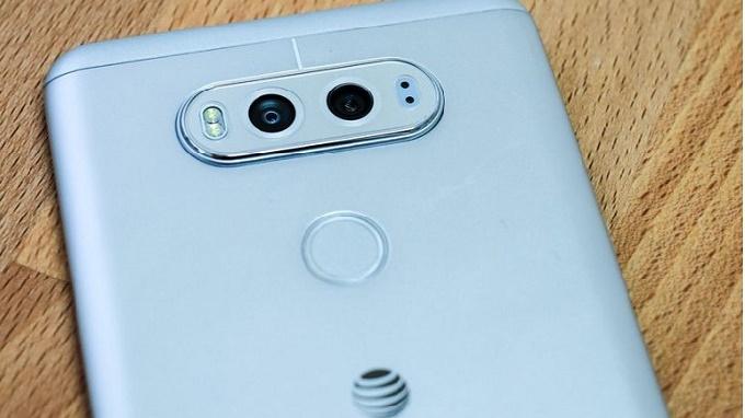 cảm biến vân tay LG V20