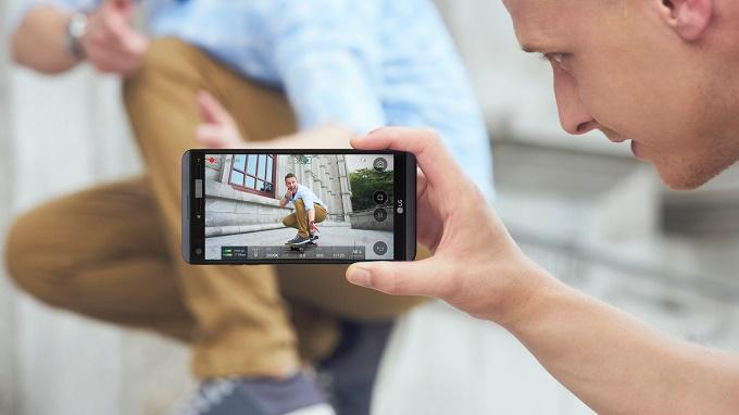 camera LG V20