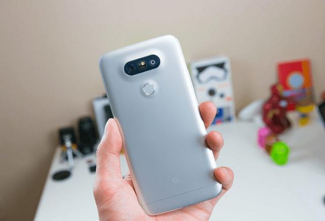 Bộ đôi LG V10 và LG G5