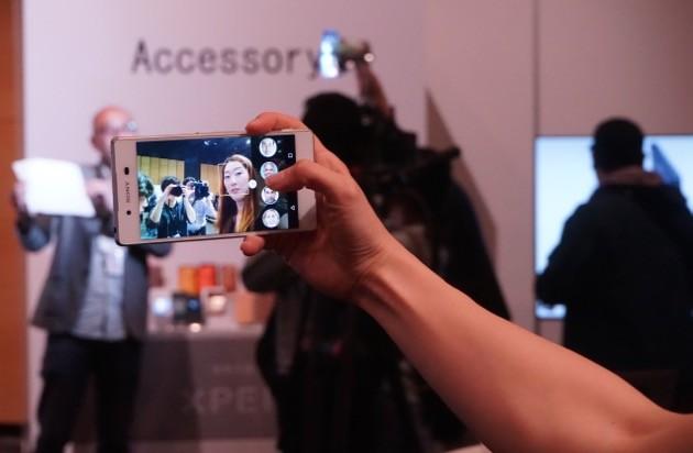 Sony Xperia Z4 được trang bị camera 20,7 MP ấn tượng