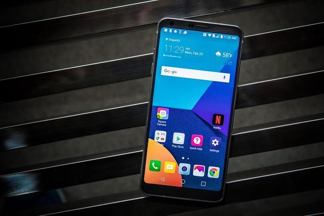 LG G6 Hàn Quốc