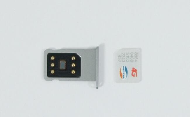 Cách dùng Sim ghép 4G 3