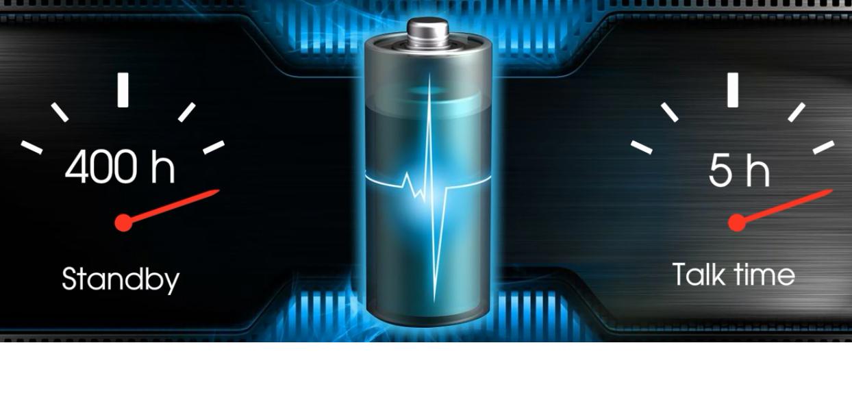 Dung lượng pin ổn định của Massgo Vi2