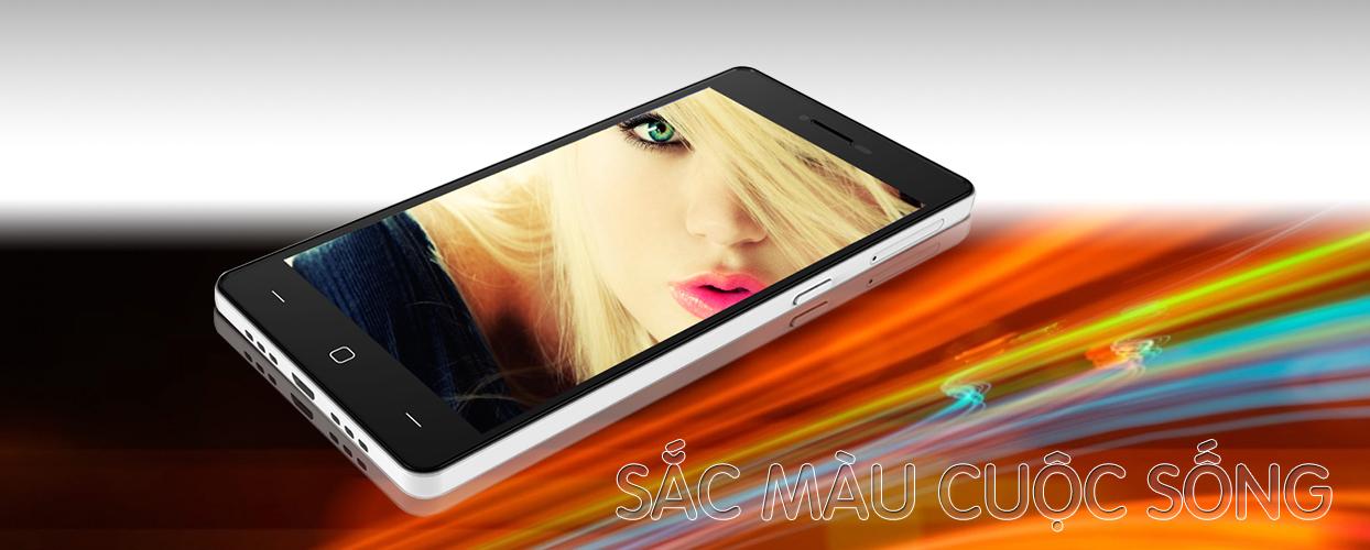 Massgo Vi2 thiết kế màu sắc