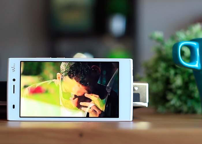 Camera sắc nét của Wiko Ridge 4G