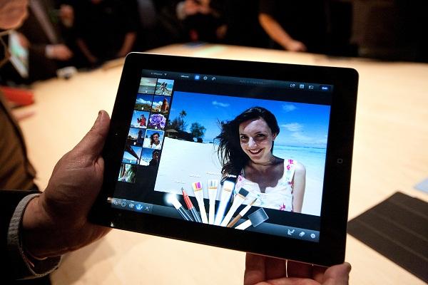 camera ấn tượng của iPad 3 cũ