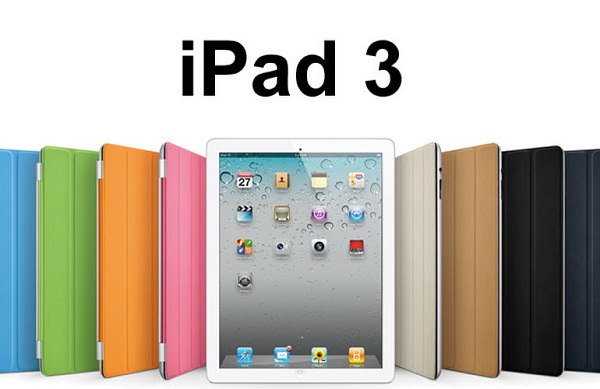 iPad 3 cũ có cấu hình mạnh mẽ