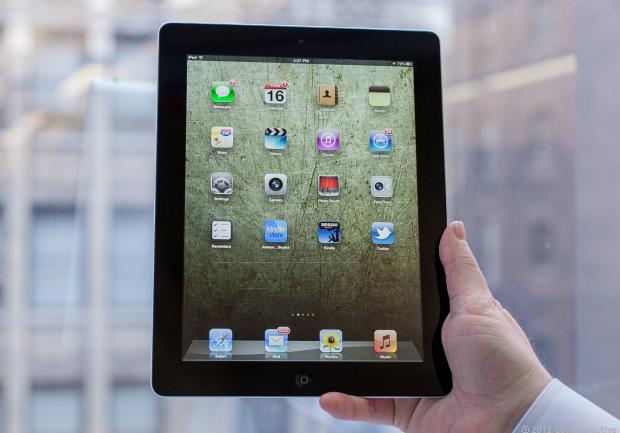 Dung lượng pin của iPad 3 cũ khá bền bỉ