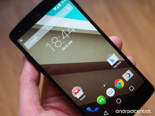Android-L-5.0-nang-cap