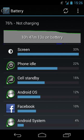 smartphone android chậm dần và cách khắc phục 2