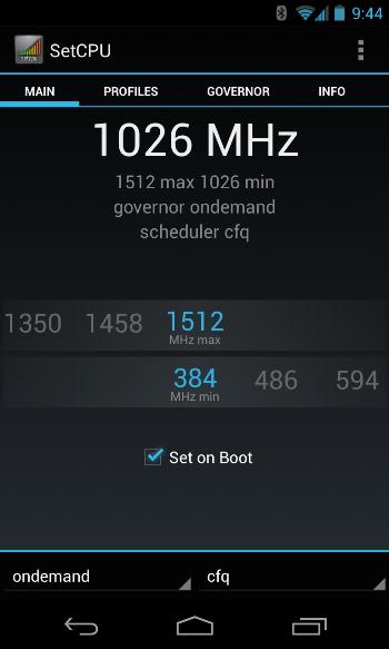 smartphone android chậm dần và cách khắc phục  5