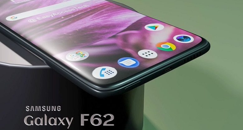 Samsung Galaxy F62 / Galaxy M62 sắp ra mắt