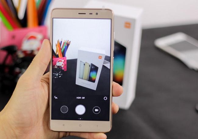 So sánh Xiaomi Mi4 và Redmi Note 3 cấu hình 2