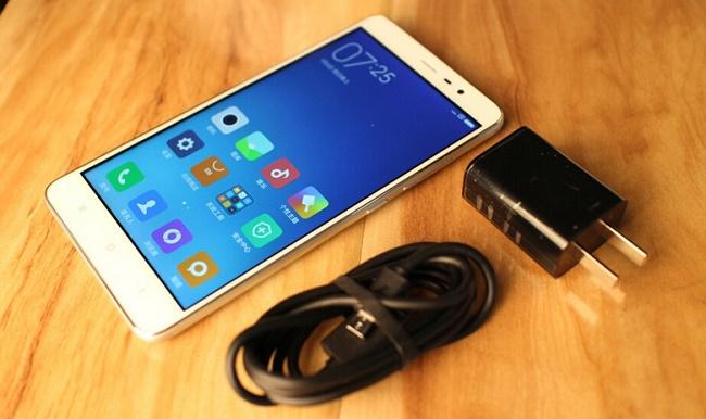 So sánh Xiaomi Mi4 và Redmi Note 3 2