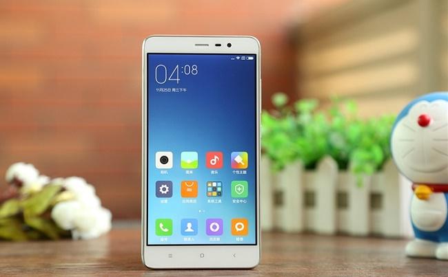 So sánh Xiaomi Mi4 và Redmi Note 3 thiết kế 2