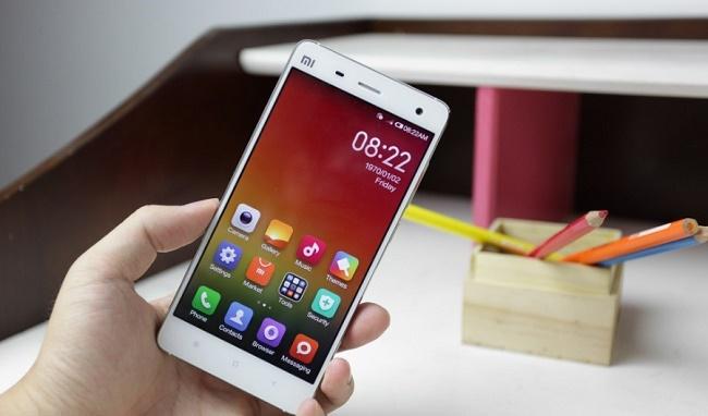 So sánh Xiaomi Mi4 và Redmi Note 3