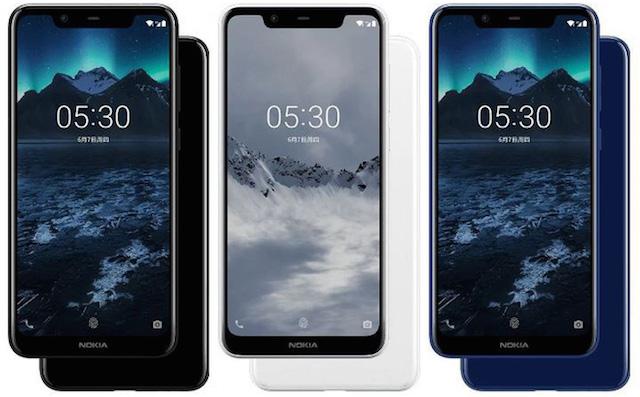 Nokia x5 2016 ra mắt