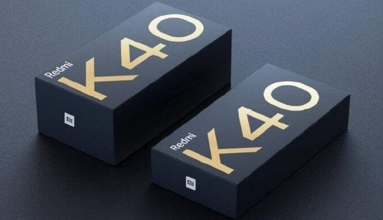 Xiaomi Redmi k40 cấu hình