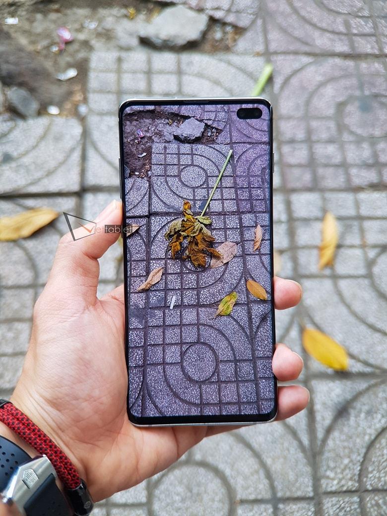Hình ảnh chụp thử Samsung Galaxy S10 Plus