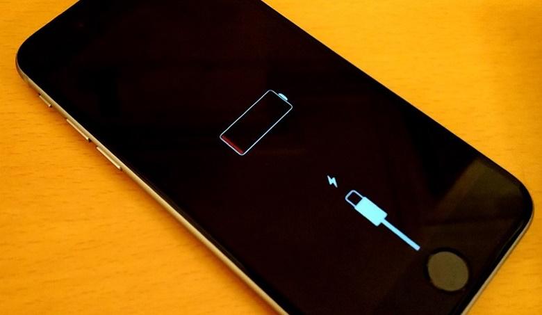 Hiệu chỉnh pin iPhone xả pin