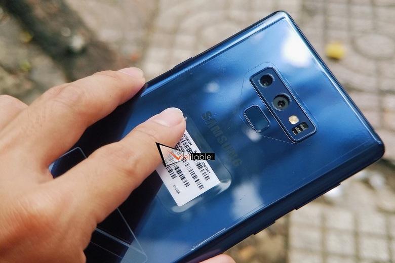 camera của Samsung Note 9 (8GB - 512GB) 2 SIM